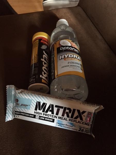 Matrix Energy drinks